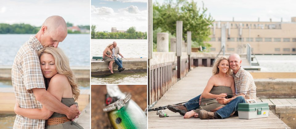 1_Green_Bay_Voyeger_Park_De_Pere_Engagement_Photography_Fishing