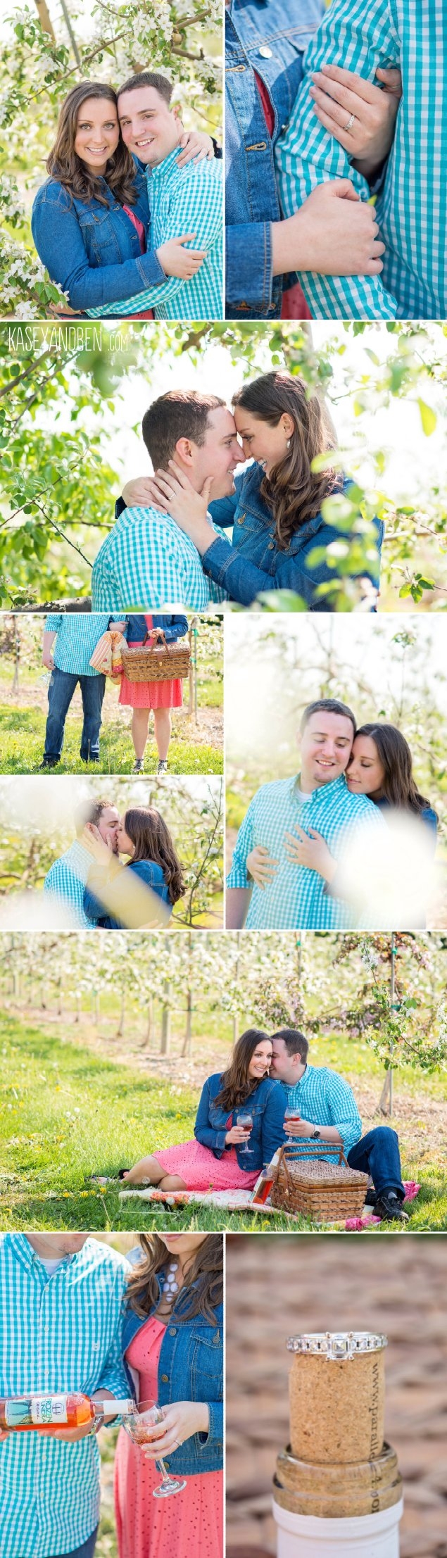 Door_County_Engagement_Wedding_Photographer_Photos_Orchard_Blossom_Picnic_Wine