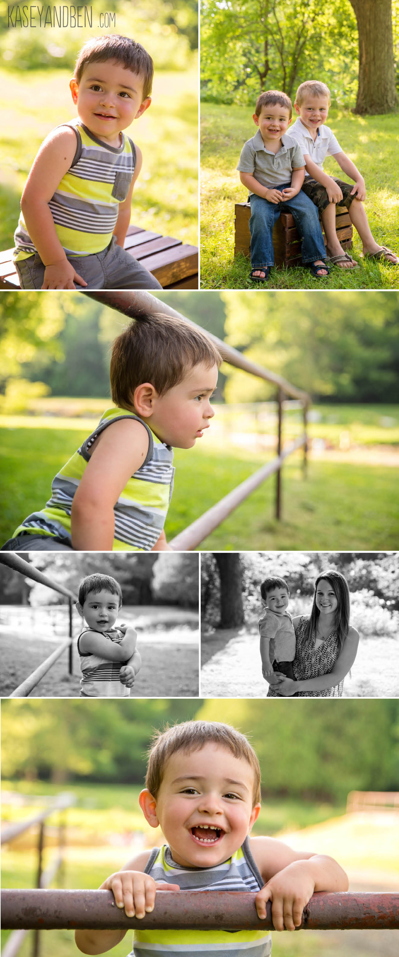 Green-Bay-Photography-Child-Pamperin-Park-Two-Family