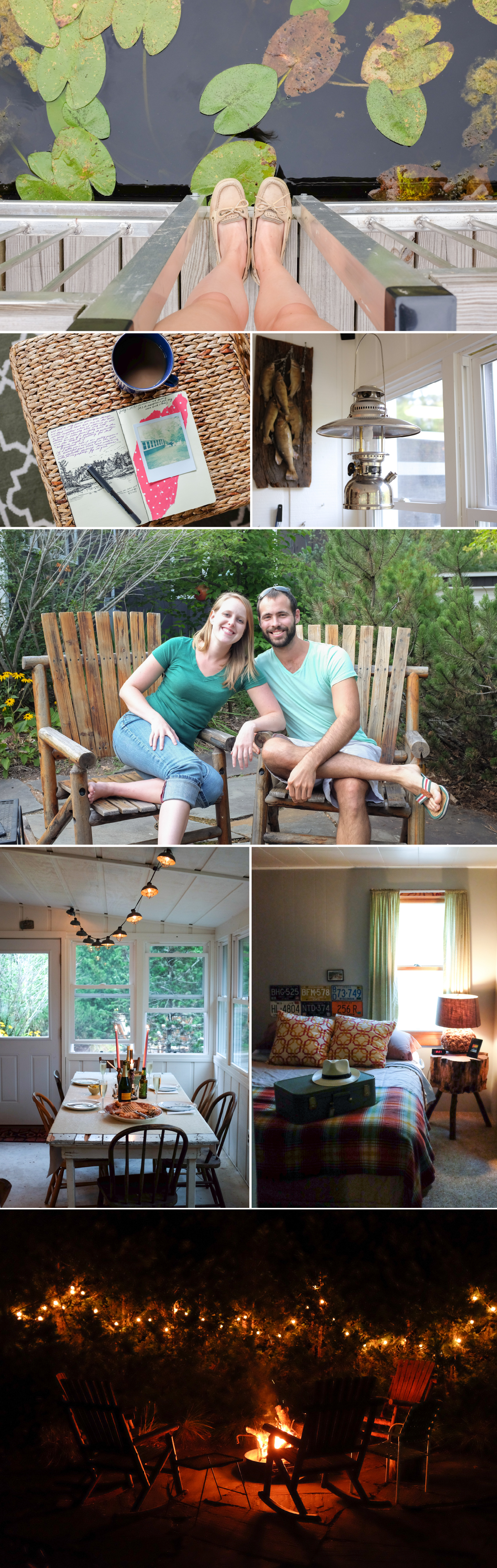 Crivitz-Northwoods-Vacation-Friends-Cabin-Kasey-and-Ben-Travel-Wisconsin