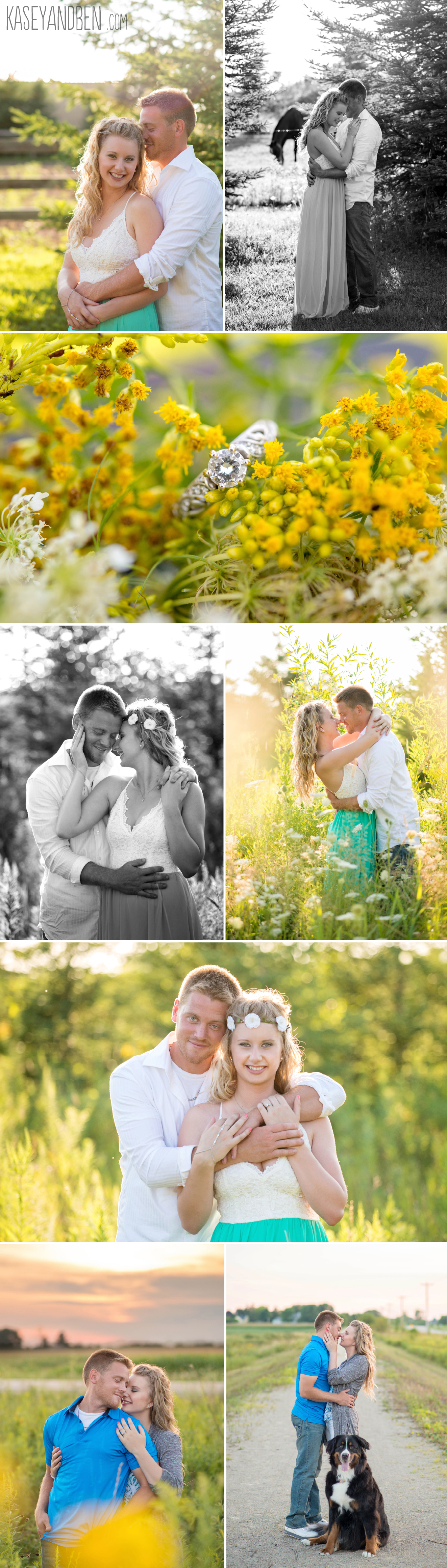 Suamico-Engagement-Wedding-Photography-Black-Creek-Green-Bay-Country-Bogo-Dog-Romantic-Photographer