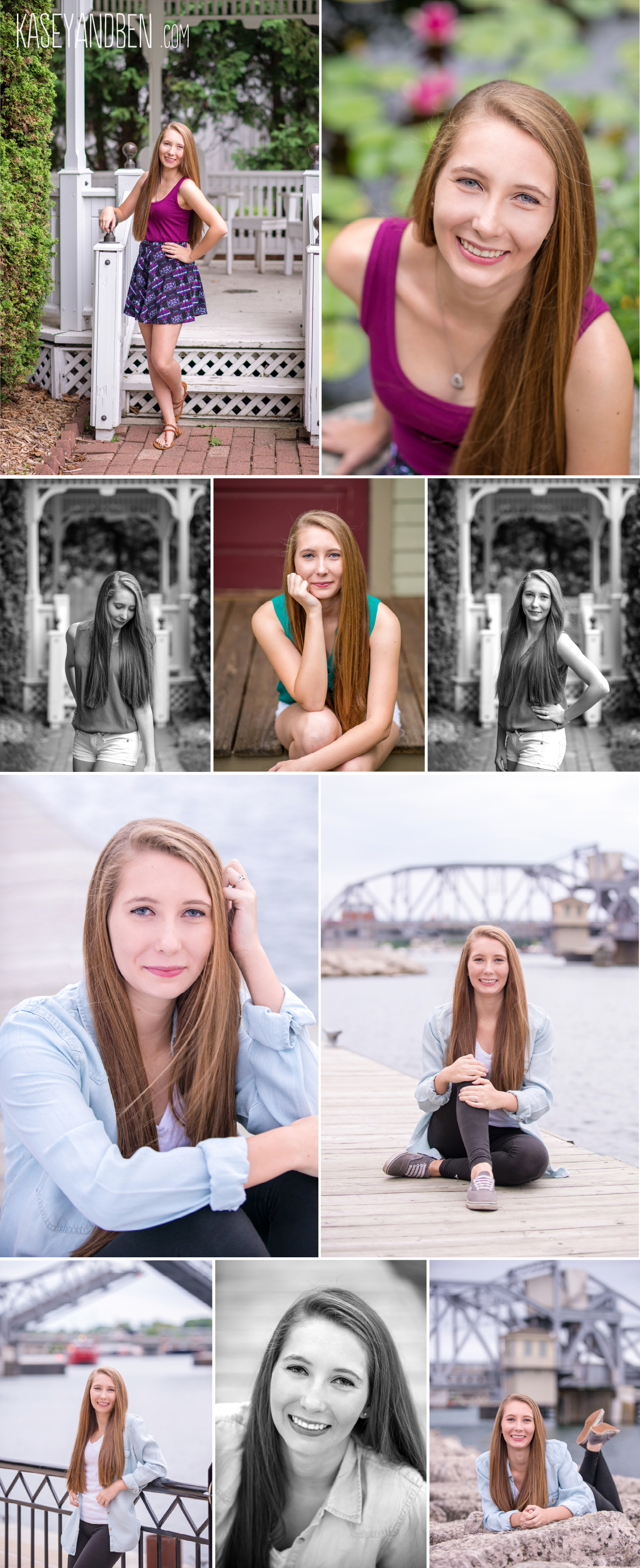 Door-County-Senior-Photos-Stone-Harbor-Photographer-Senior-Portraits-White-Lace-Inn-Steel-Bridge-Sturgeon-Bay