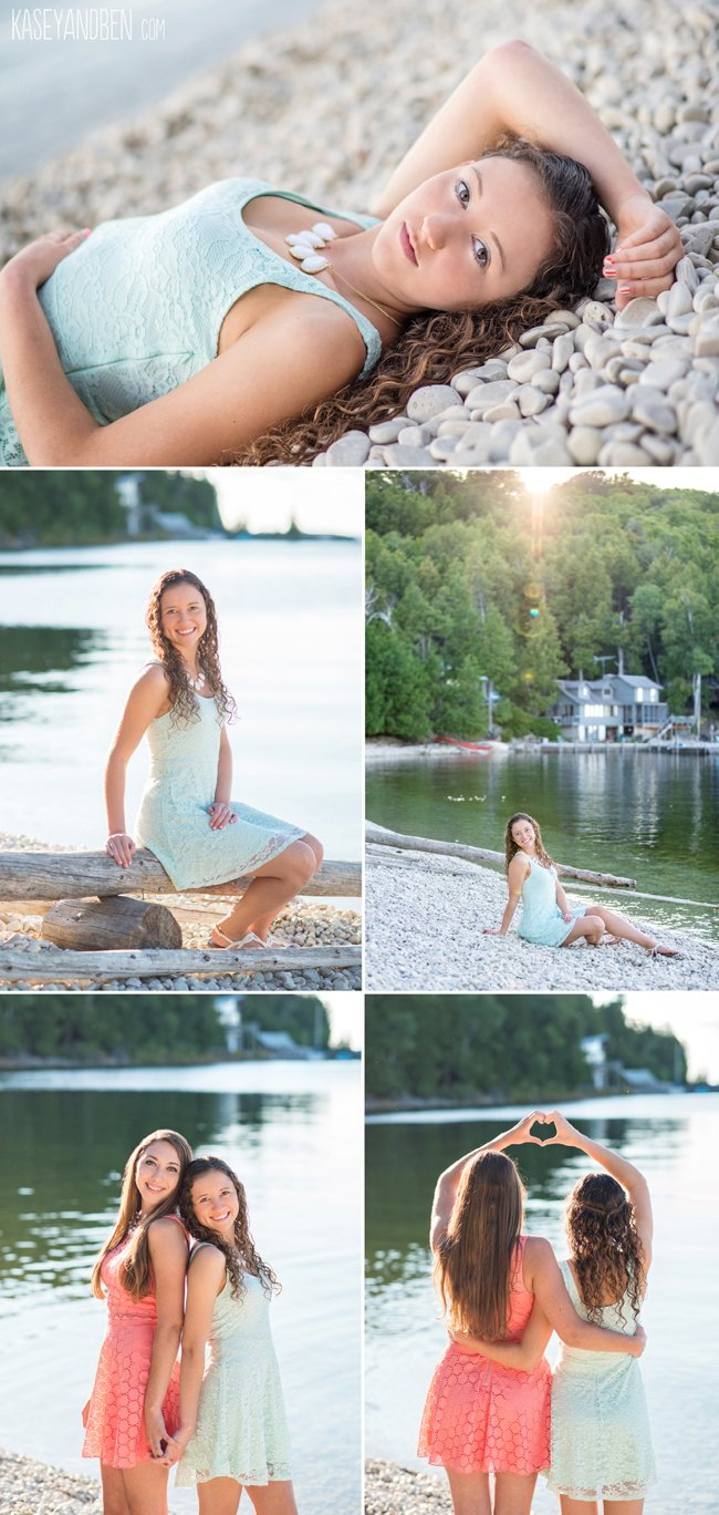 Door-County-Cave-Point-Senior-Photos-Portraits-Pebble-Beach-Gibralter-High-School-Kasey-and-Ben-2
