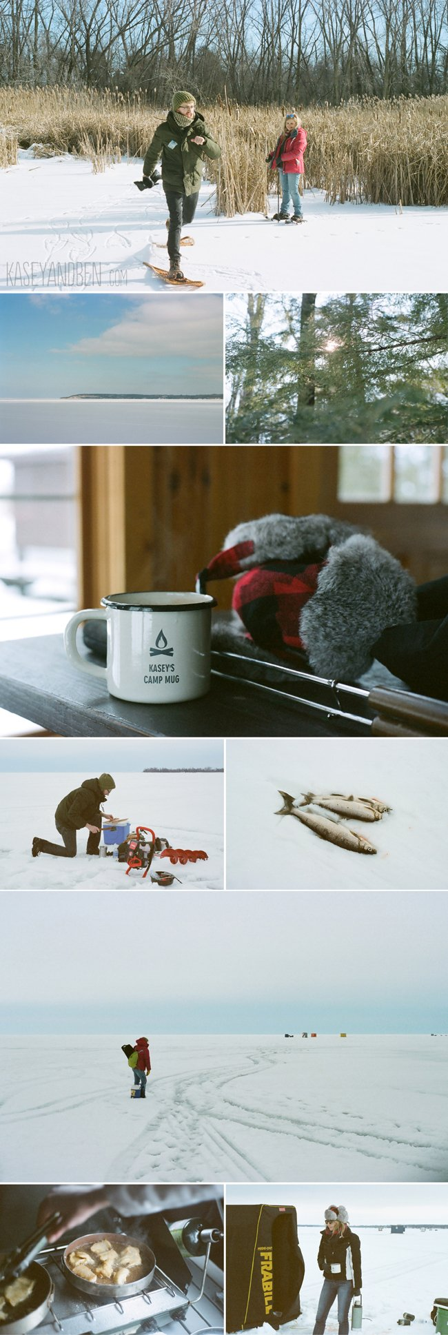 Door-County-Midwest-Ice-Fishing-Hiking-Snowshoeing-Snow-Fish-Winter-Sturgeon-Bay-Green-Bay-Wildlife-Sanctuary