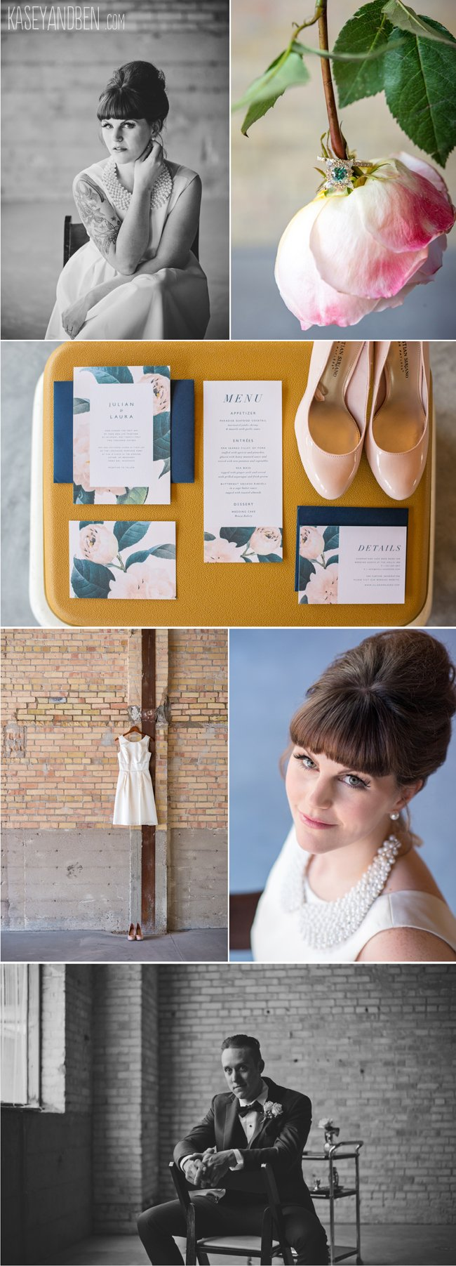 Green-Bay-Wedding-Gather-On-Broadway-Elopement-Downtown-Small-Intimate-Photographer-Photography-Midcentury-Modern-1