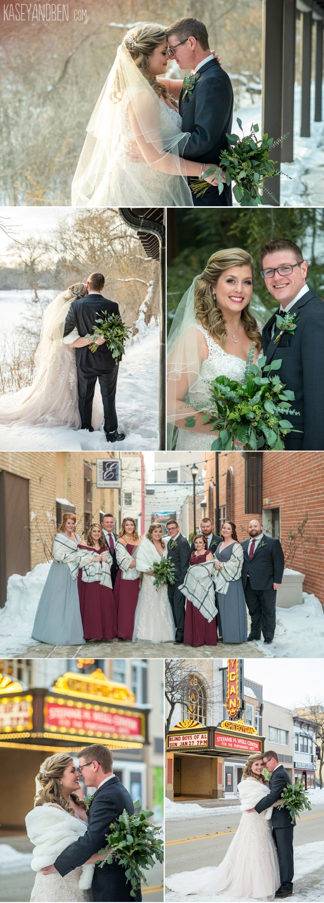Sheboygan Wedding Photographers