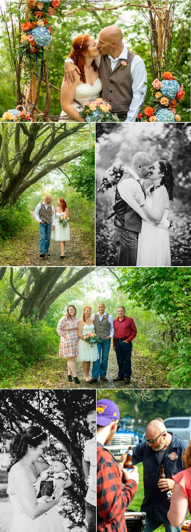 Door County Wedding Photographers