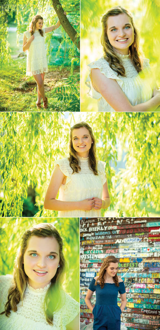 Door County Senior Photo Session