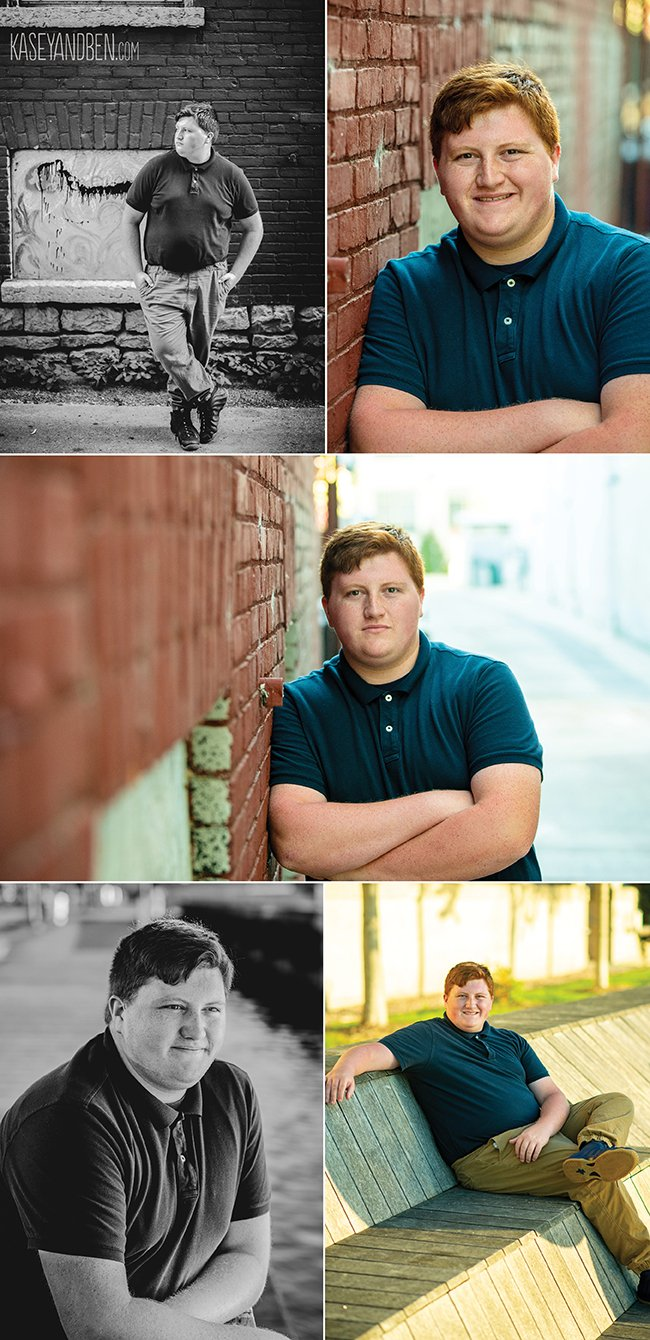 Senior Portrait Photographer Green Bay