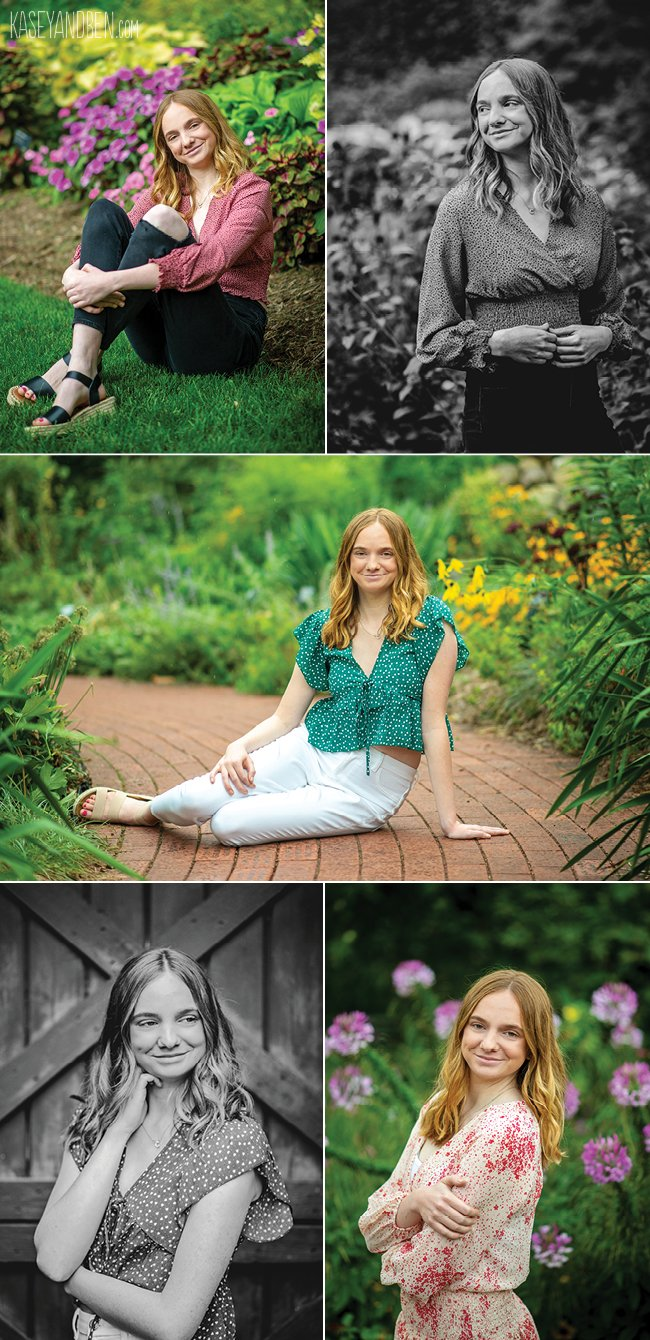 Green Bay Senior Photographer