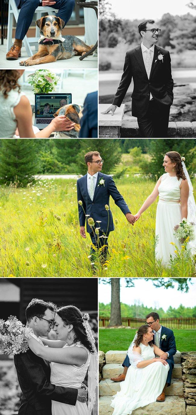 Virtual Wedding Door County