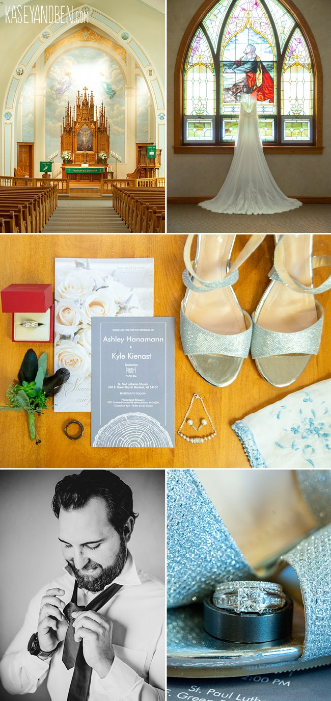 Green Bay Wedding