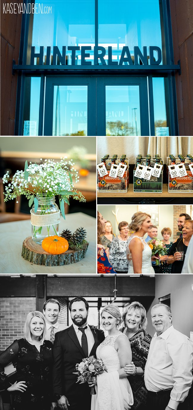 Hinterland Wedding Reception